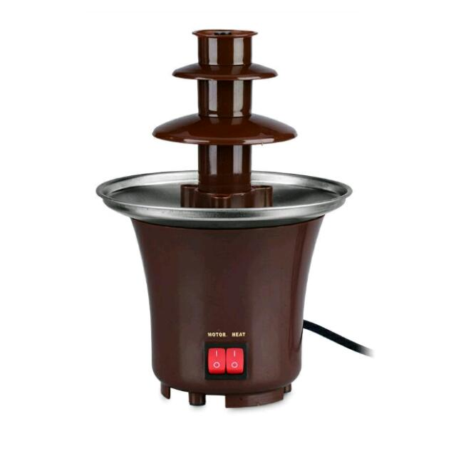 Fondue Mini Chocolate Fountain
