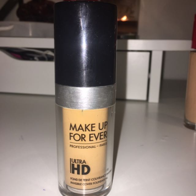 Forever Ultra HD foundation