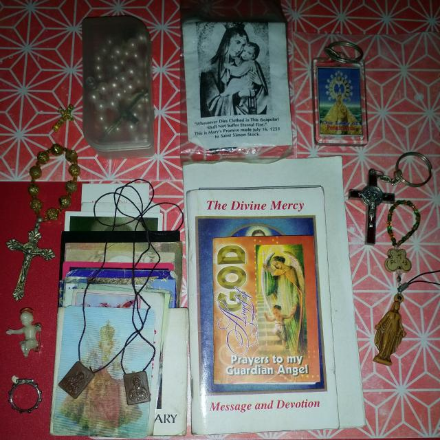 Free! Religious Items For Catholics