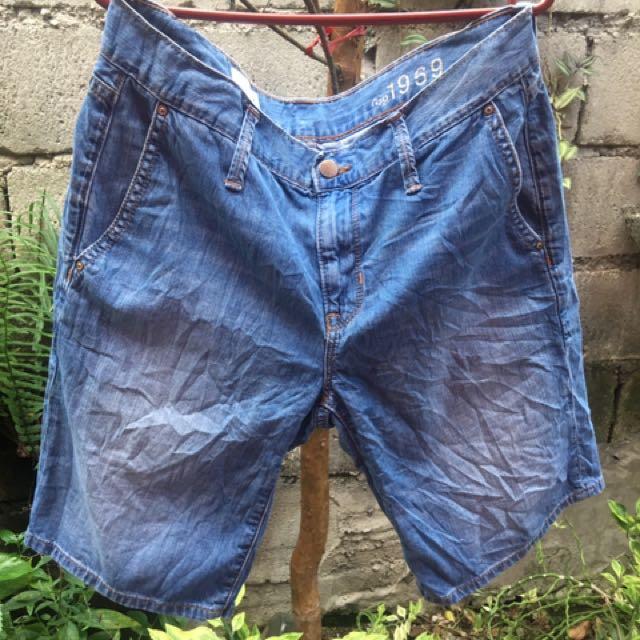 GAP Branded Shorts - 🎀 pre Loved