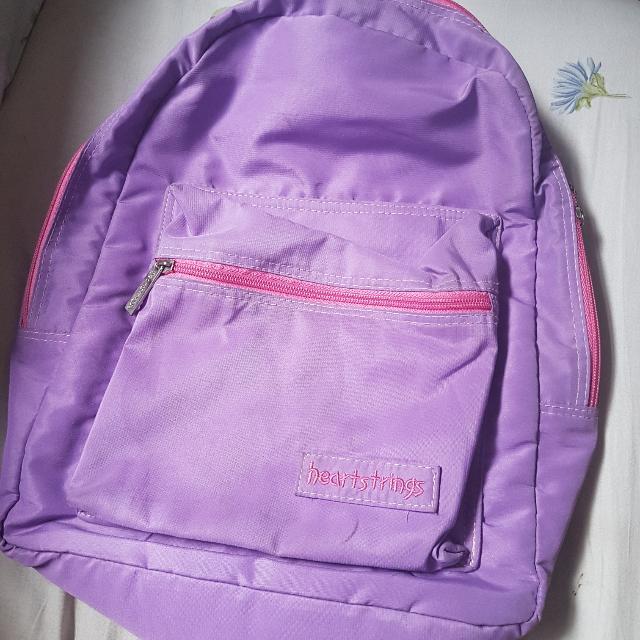 Heartstrings Bagpack