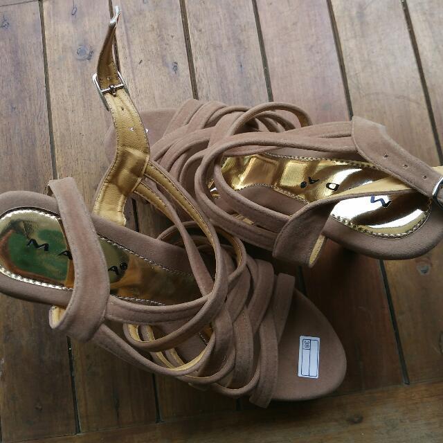 heels gladiator