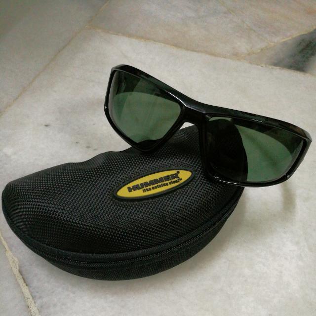 9611b3c1262f6 Hummer Sporty Sunglasses