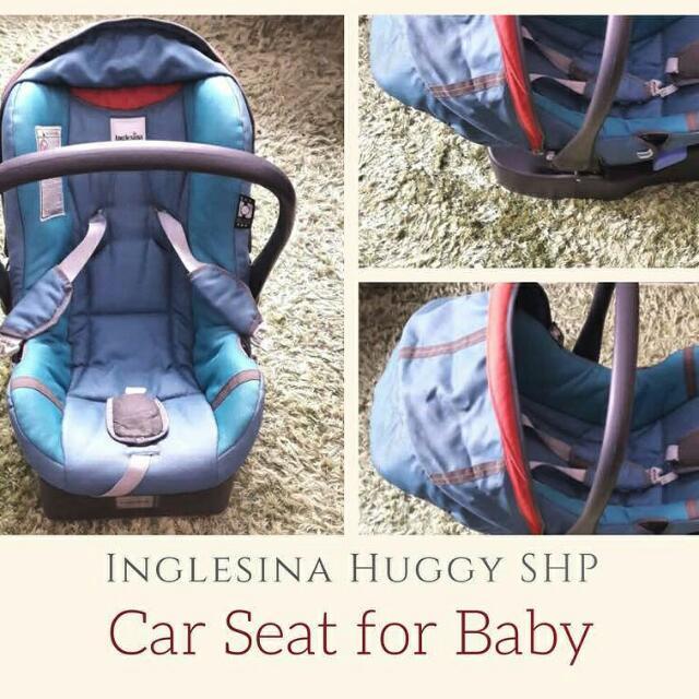 Inglesina Huggy SHP Car Seat