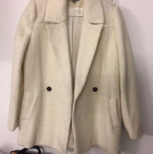 Insta-fabulous White Coat