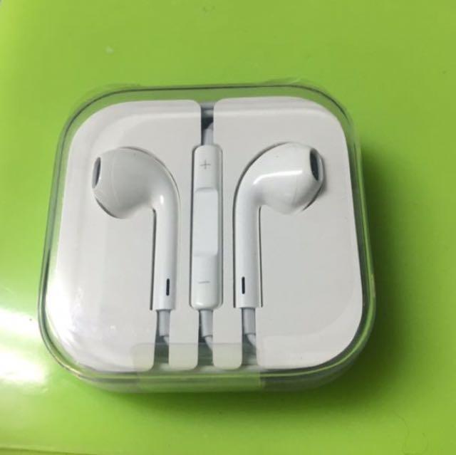 Iphone6S 耳機 正版全新