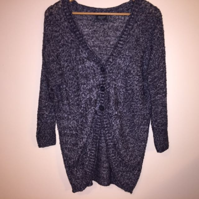 Jeanswest Knit Cardie Size S