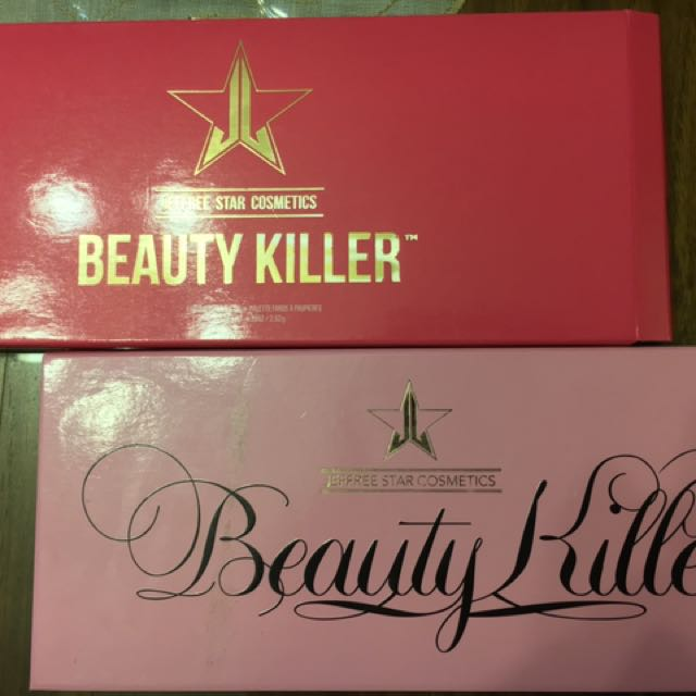 Jeffree Star Beauty Killer