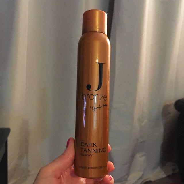 Jennifer Hawkins J Bronze Tanning Spray