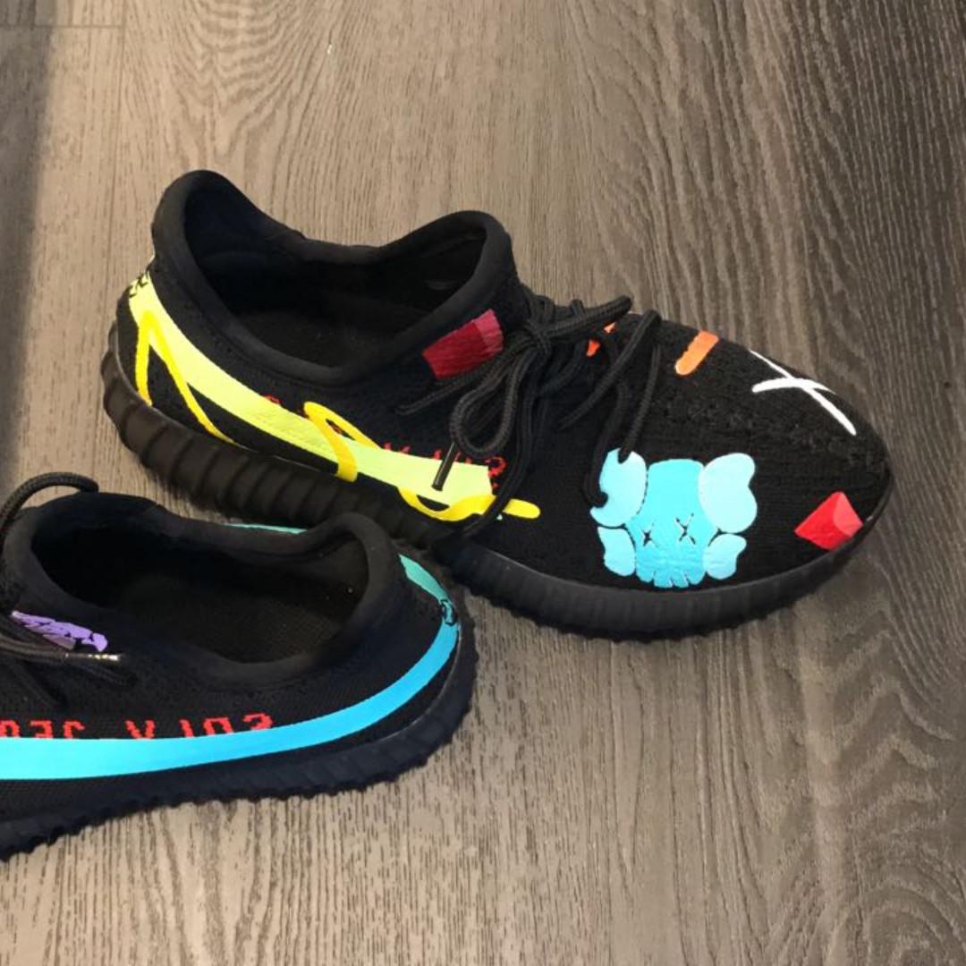 adidas yeezy kaws lane