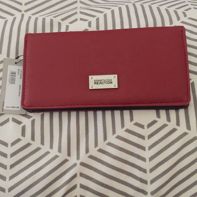 Kenneth Cole Bifold Wallet