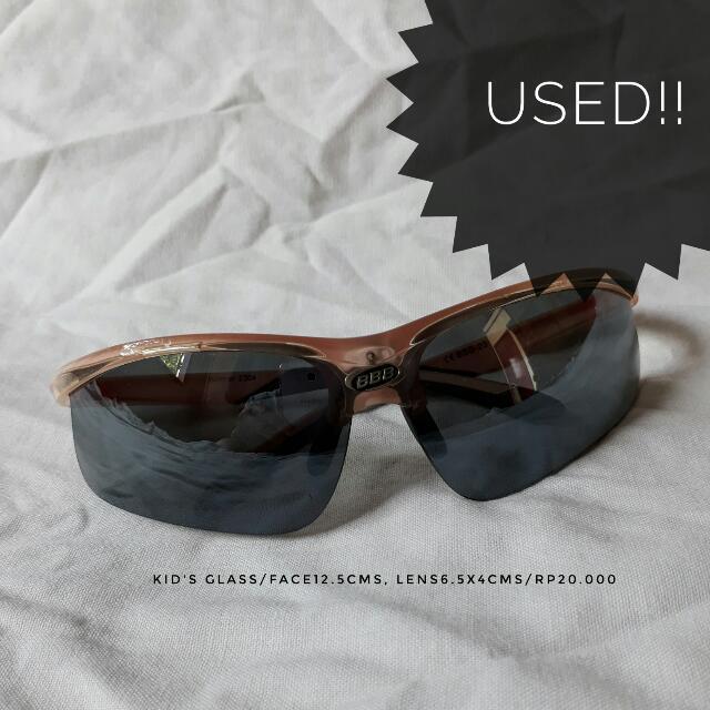 Kid's Sunglasses/kacamata Hitam Anak