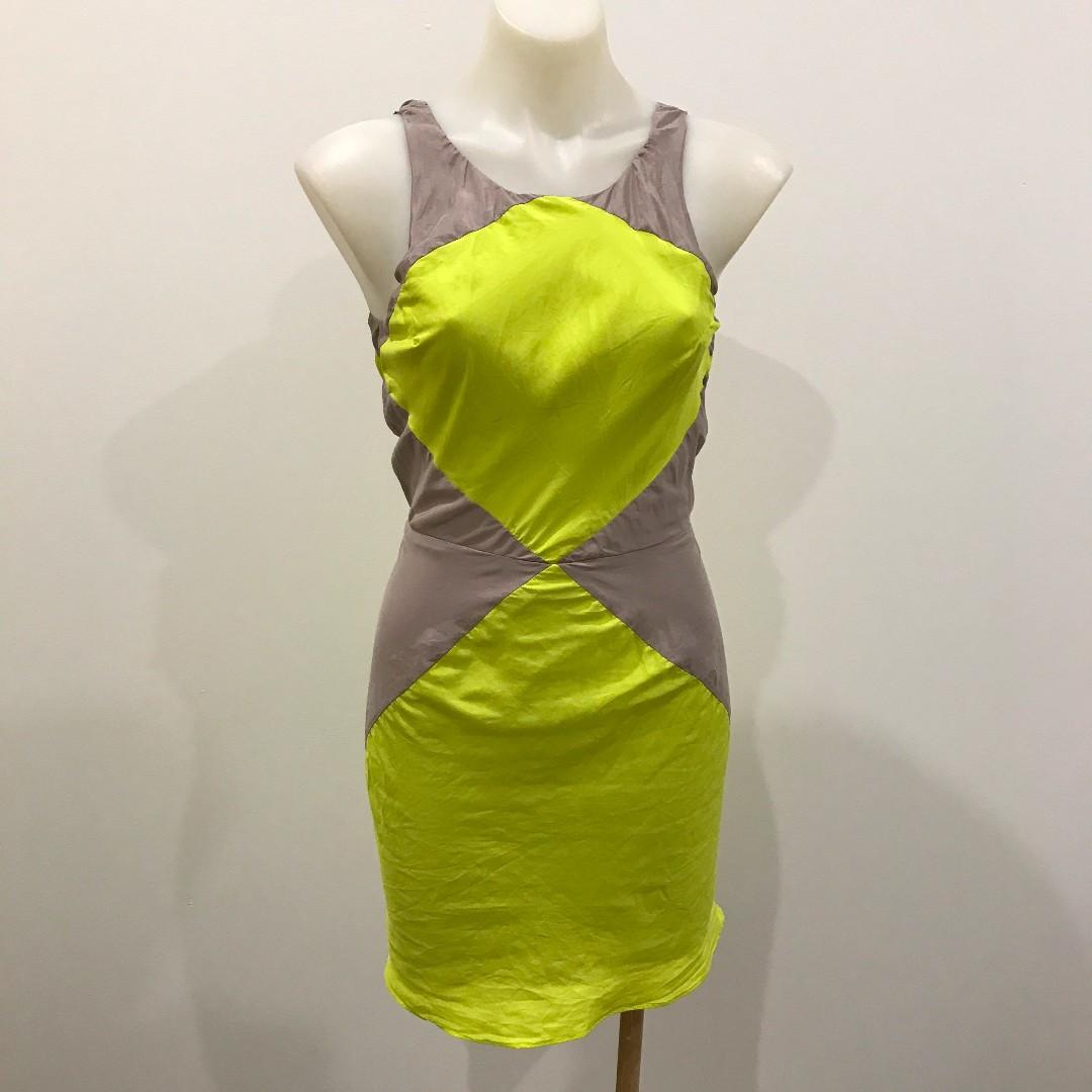 Kookai Silk Dress Size 34