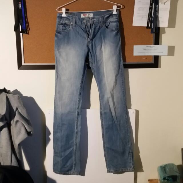 Levis Denim Jeans
