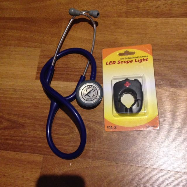Littmann Stethoscope Purple