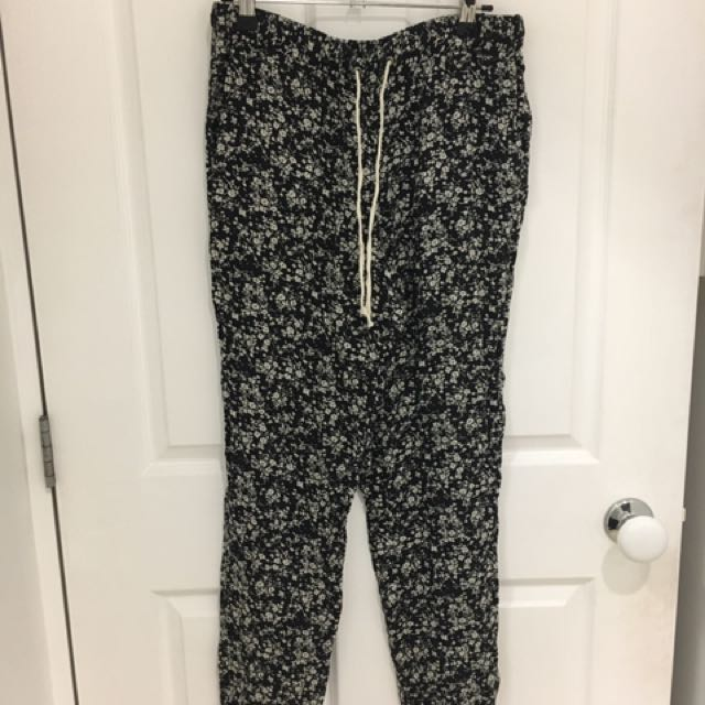 Lonely Floral Pants