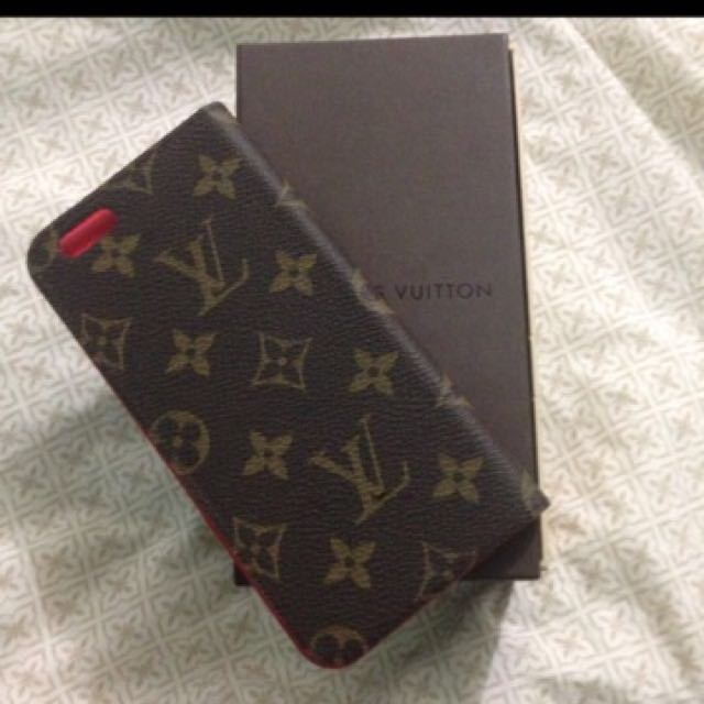 Louis Vuitton iPhone 6plus Case