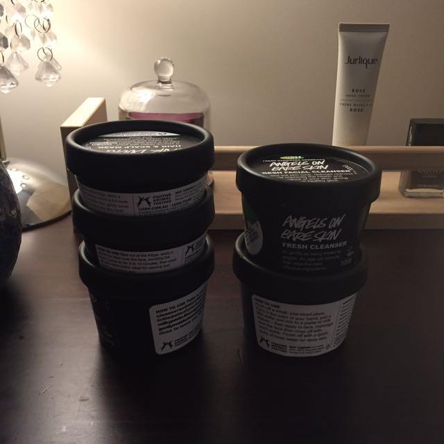 LUSH Pots