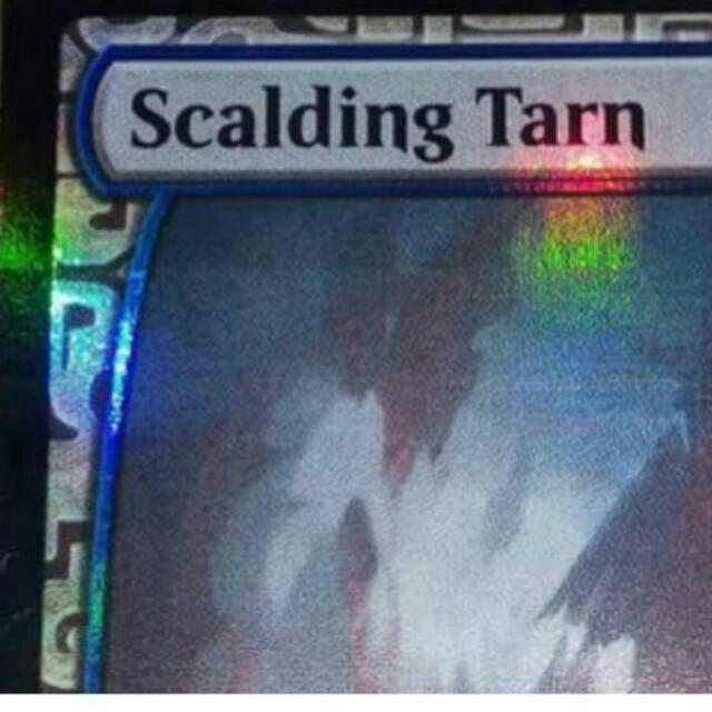 Magic: The Gathering  Scalding Tarn Expedition Land (Repriced)