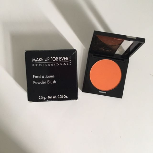 Makeup Forever Powder Blush/Eyeshadow