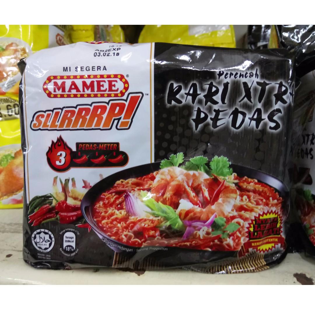 Mamee 香辣泡麵(馬來西亞代購)
