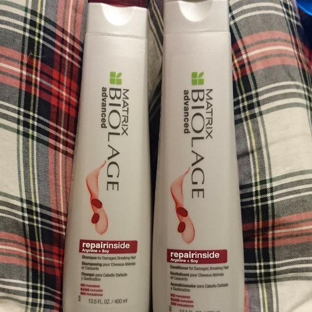 Matrix Biolage Shampoo And Conditioner