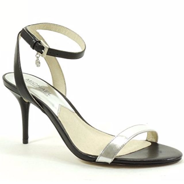 Michael Kors Bridget Ankle Strap Sandals (size 6)
