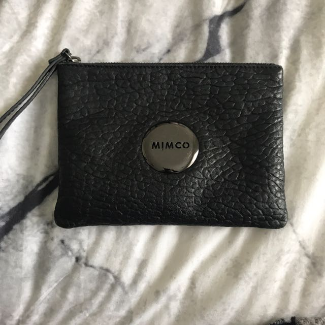 """Mimco Lovely Medium Pouch"""