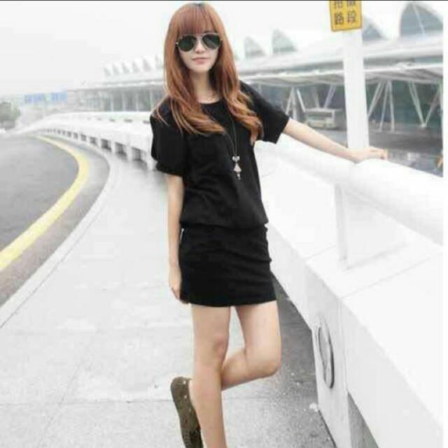 Mini Dress / T Shirt Dress