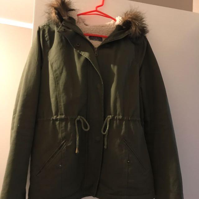 Mirrou Utility Jacket