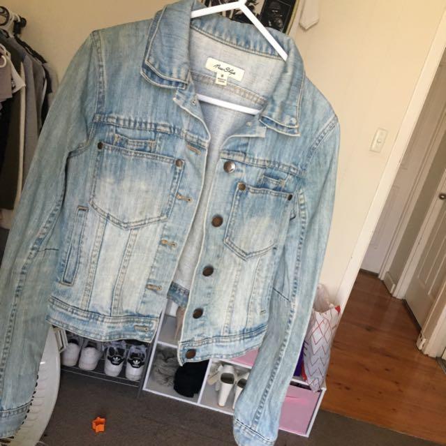 Miss Shop Denim Jacket