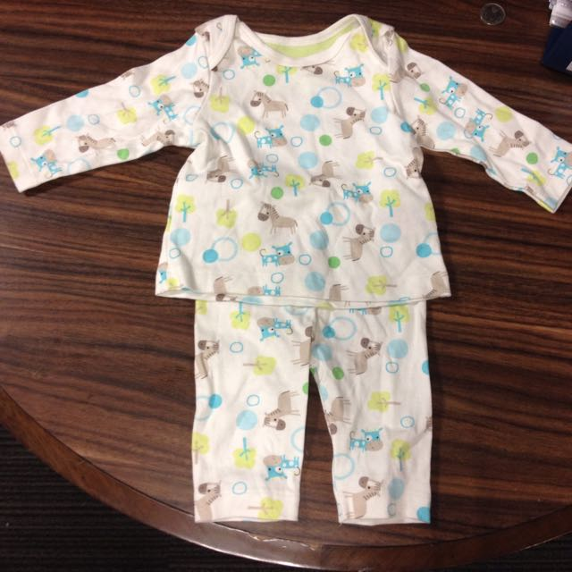 Mothercare Sleepsuit 0-3mo