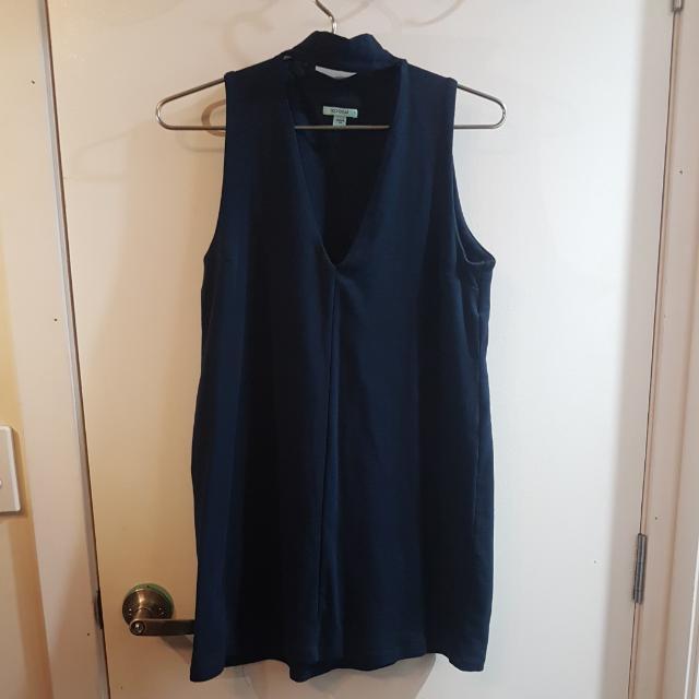 Navy KOOKAI Dress
