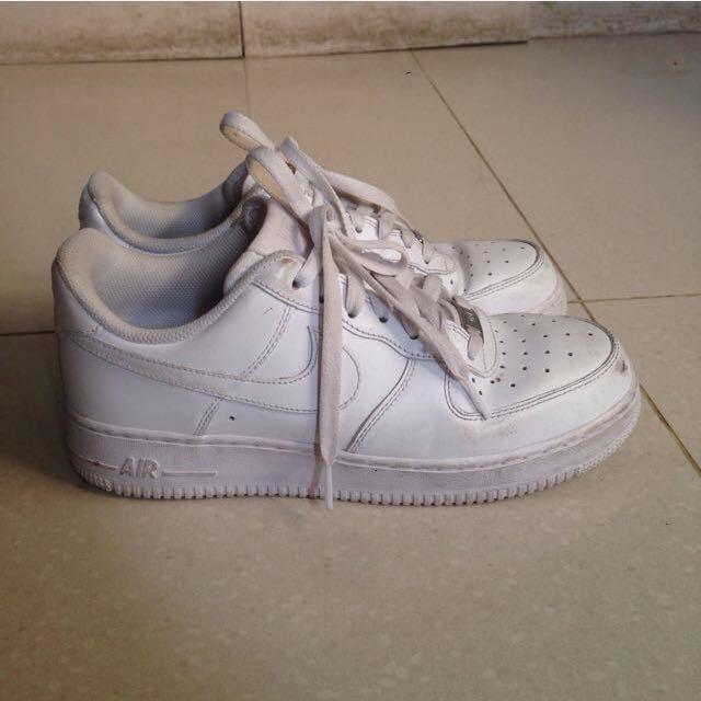 Nike AirForce 1 White