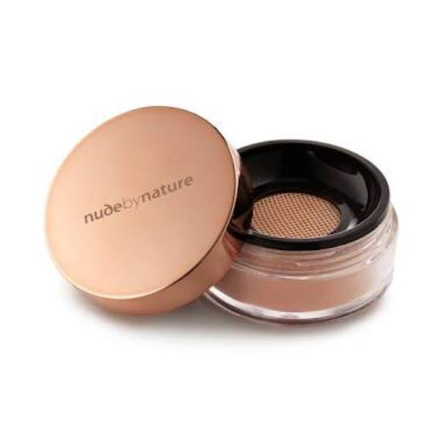 Nude By Nature Mineral Power
