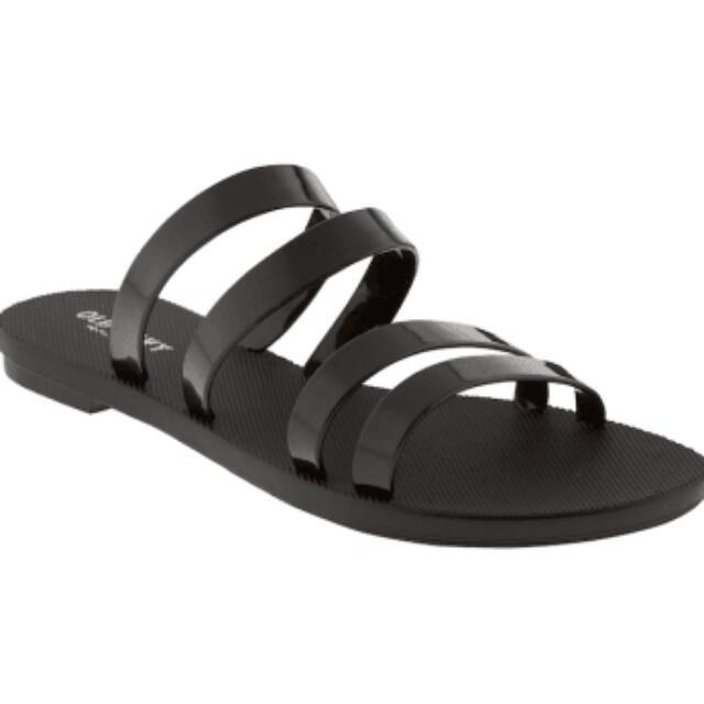 Old Navy Molded Strap Sandals