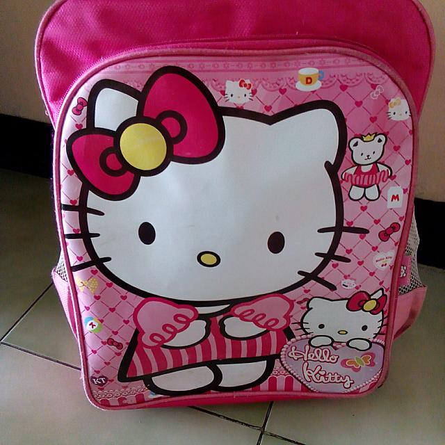 Kitty Ransel Pink
