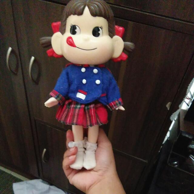Original Peko Doll