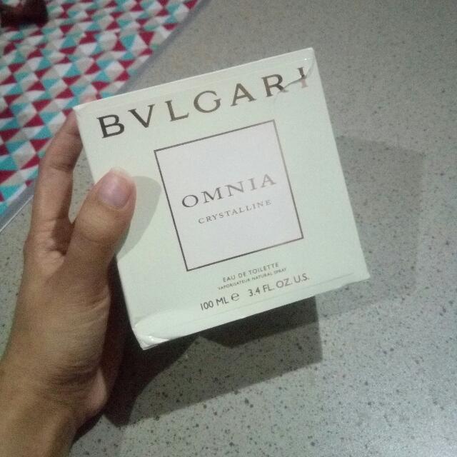Parfum Bvlgari Omnia Crystalline