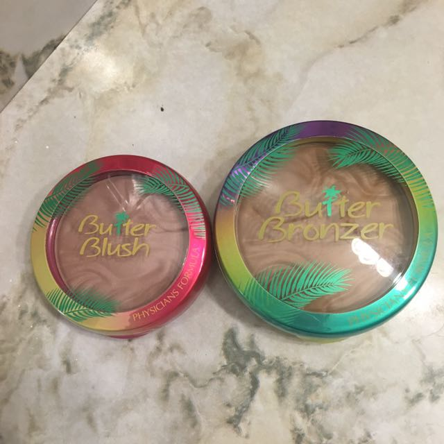 Physicians Formula Butter Bronzer And Blush