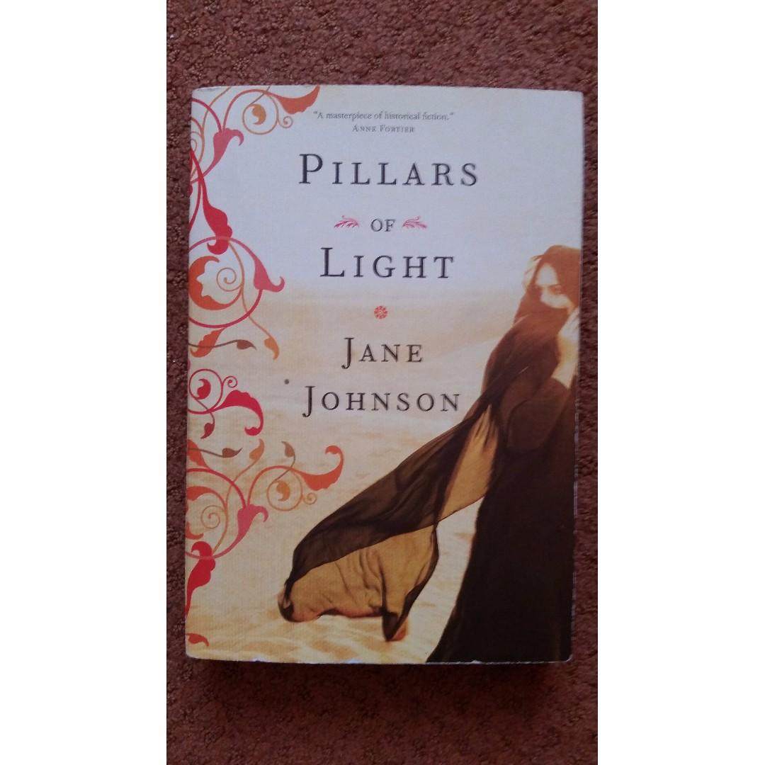 Pillars of Light by Jane Johnson