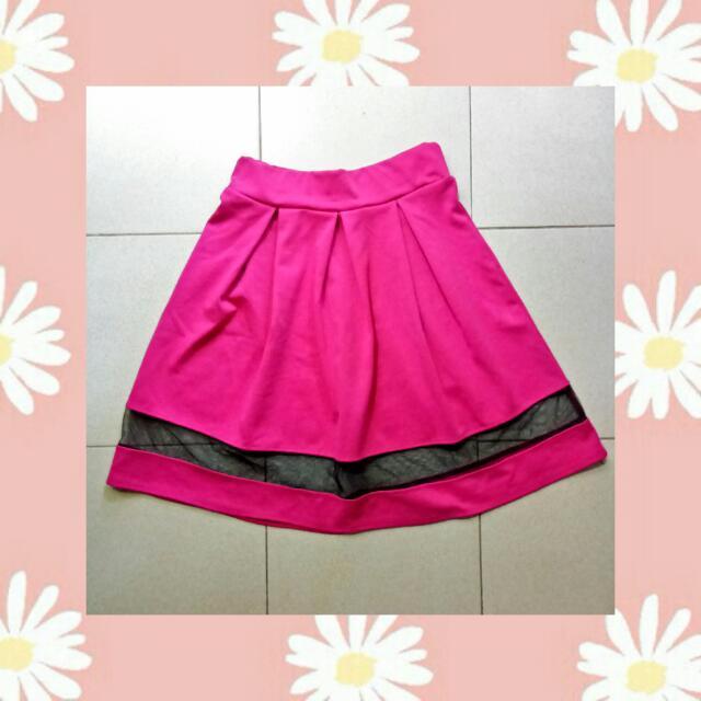 Pink Skirt 💝