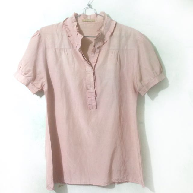 PINK TOP BY COLE LADIES