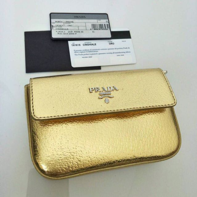 Prada Clutch / Purse