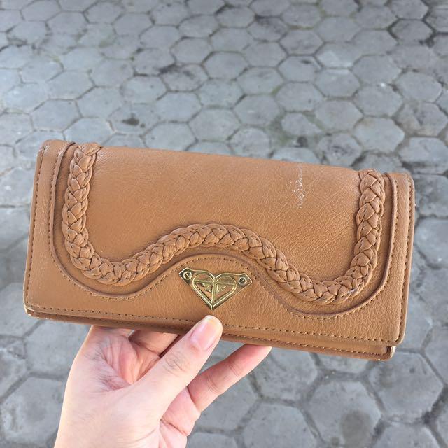 Preloved Dompet Roxy ( Roxy Wallet ) 100% Original