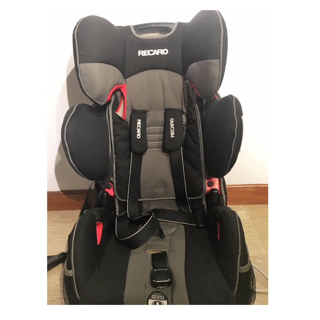 Recaro Performance Sport >> Recaro Performance Sport Car Seat On Carousell