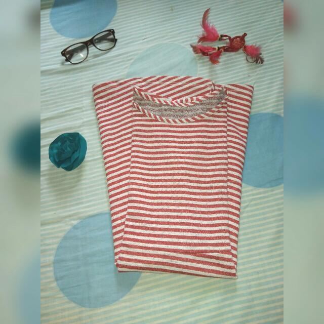 Red Line Dress