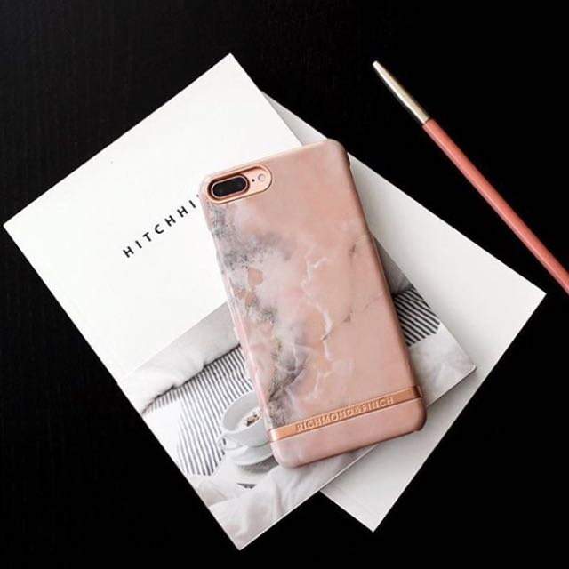 Ultramoderne Richmond & Finch Pink Marble Iphone 7, Mobile Phones & Tablets PZ-74