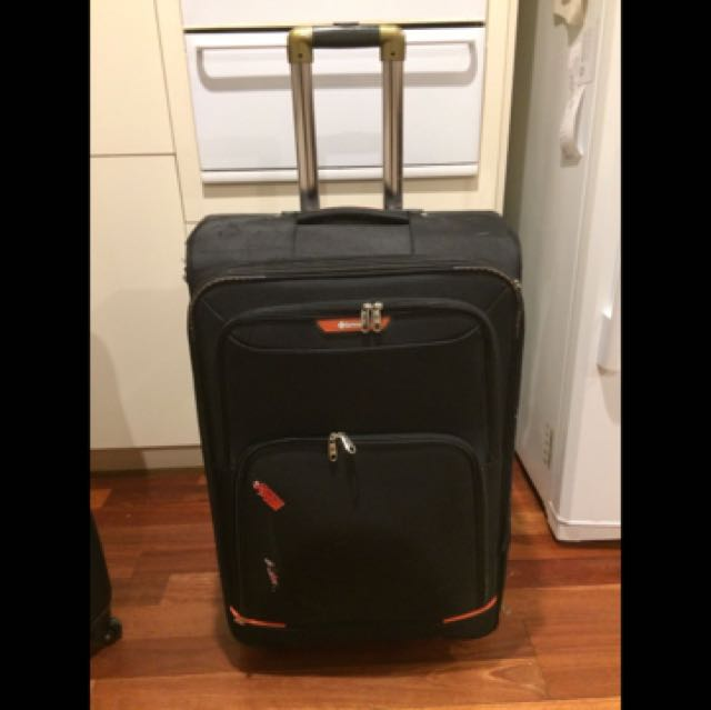 Samsonite fabric luggage 74cm x 50cm