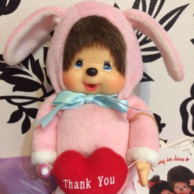 Sekiguchi 夢奇奇 情人節系列 絕版收藏布偶